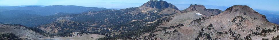 Golda's 2007 Winter Migration Mount Lassen